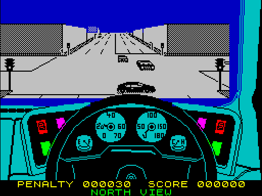 Zx racing game notes.
