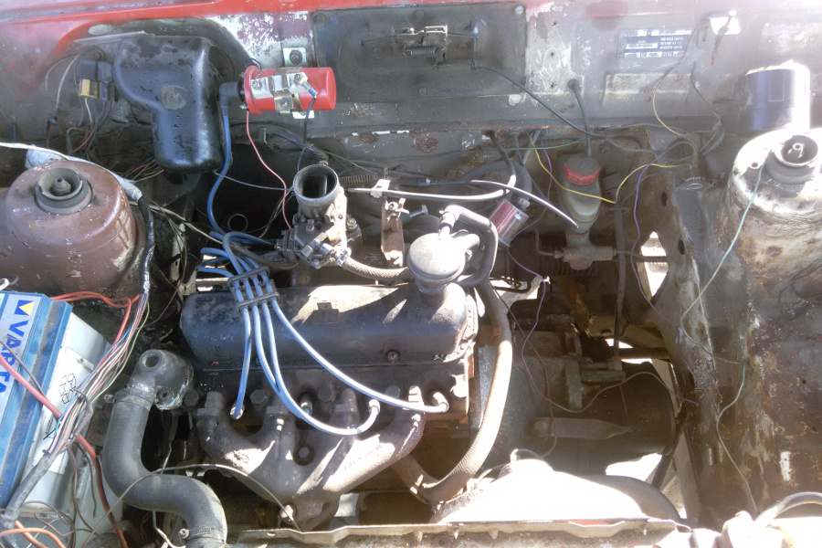Ford Motor Valencia 0.9