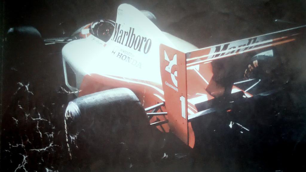 McLaren Honda.