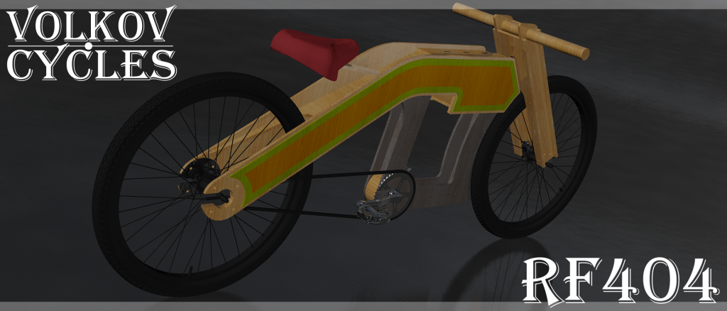 Volkov Cycles RF404