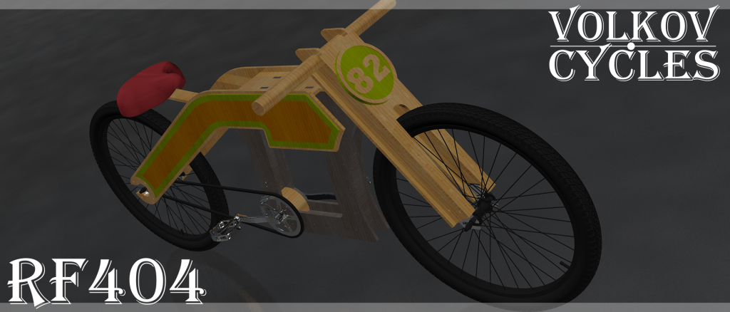 Volkov Cycles RF404