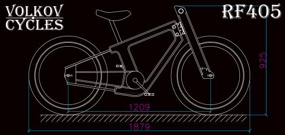 Volkov Cycles RF405