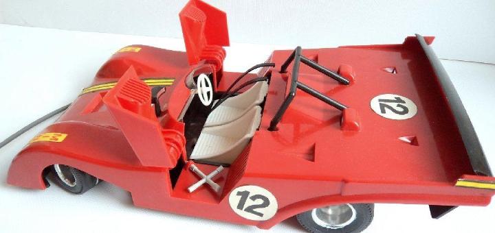 1/12 PIKO Ferrari 312.