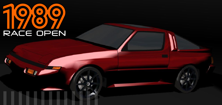 «1989 | Race on» Release 0.40
