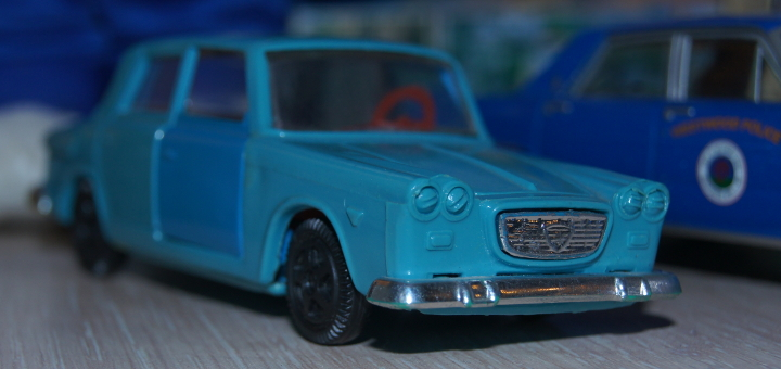 Lancia Flavia 1/43 Ремейк ДФИ