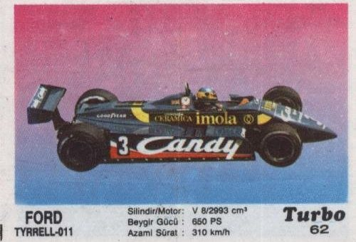 Турбо #62. Ford Tyrrell-011