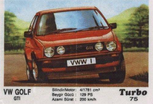 Турбо #75. VW Golf GTI