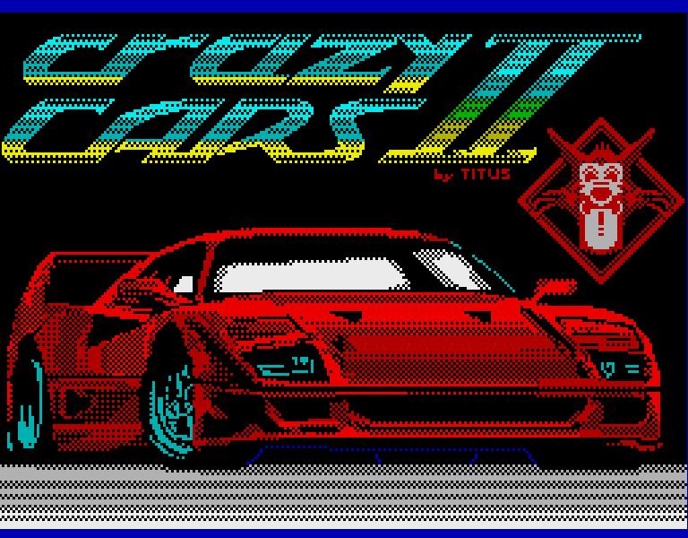 10 Лучших гонок на ZX Spectrum