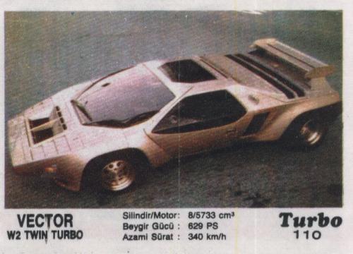 Турбо #110. Vector W2